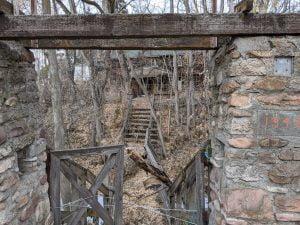 Bridge over Emigration Creek needs repair